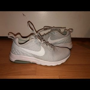 Women's Light Grey Nikes